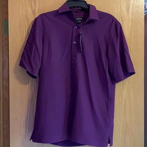 Purple Men's Dress Shirt